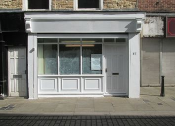 Thumbnail Retail premises to let in Fore Bondgate, Bishop Auckland
