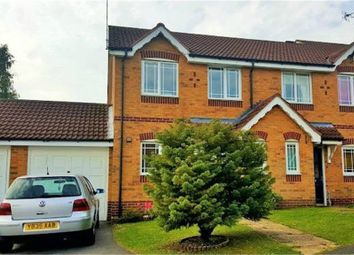 Thumbnail 3 bedroom semi-detached house to rent in Bramble Close, South Normanton, Alfreton, Derbyshire