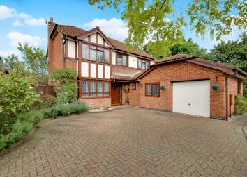Thumbnail 5 bedroom detached house for sale in Fox Covert, Colwick, Nottingham