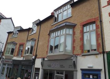 Thumbnail 3 bedroom flat to rent in First Floor Flat 1, 6 Portland Road, Aberystwyth