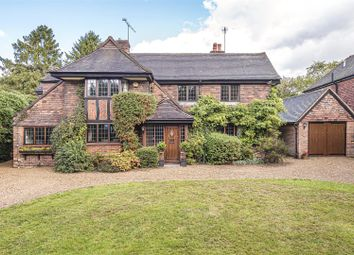 Thumbnail 5 bed detached house for sale in Higher Drive, Ockham Road South, East Horsley, Leatherhead