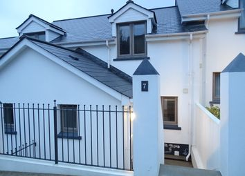Thumbnail 3 bedroom town house to rent in Valley End, Bideford