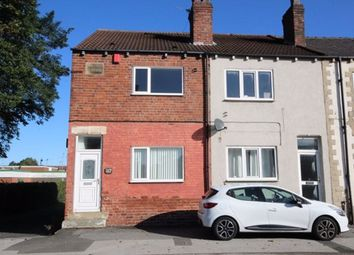 Thumbnail 2 bed terraced house to rent in Wakefield Road, Featherstone, Pontefract