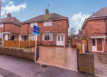Thumbnail 3 bed semi-detached house for sale in Vernon Avenue, Audley, Stoke-On-Trent