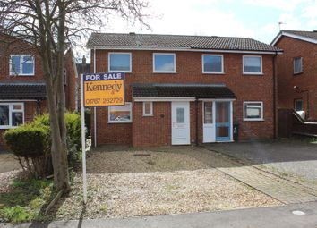 Thumbnail 3 bed semi-detached house for sale in Braybrooks Drive, Potton, Sandy