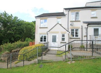Thumbnail 3 bed end terrace house for sale in Honeysuckle Close, Pillmere, Saltash