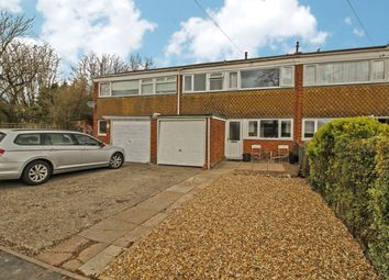Thumbnail 3 bed terraced house for sale in Gallaghers Mead, Andover