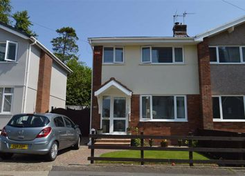 Thumbnail 3 bedroom semi-detached house for sale in Beaconsfield Way, Sketty, Swansea