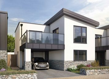 "Thumbnail 3 bed detached house for sale in ""The Kynance"" at Welway, Perranporth"