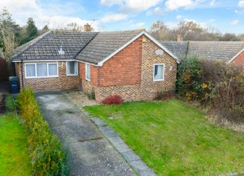 Thumbnail 3 bed detached bungalow for sale in Green Lane, Platts Heath, Maidstone