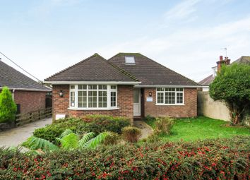 Thumbnail 3 bed detached bungalow for sale in Broadmead Road, Nursling, Southampton
