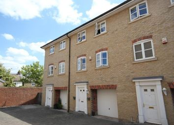 Thumbnail 4 bed terraced house for sale in Tower Court, Tower Road, Ely