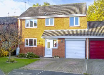 Thumbnail 4 bed detached house for sale in High Mead, Royal Wootton Bassett, Swindon