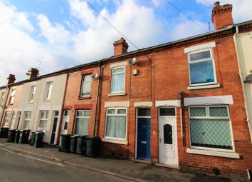 Thumbnail 2 bedroom terraced house for sale in Coronation Road, Hillfields, Coventry