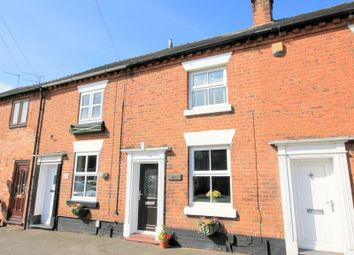 Thumbnail 2 bed terraced house for sale in Oulton Road, Stone