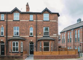 Thumbnail 4 bed end terrace house for sale in Hale Road, Altrincham