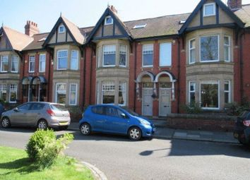 Thumbnail 5 bed terraced house for sale in The Poplars, Gosforth, Newcastle Upon Tyne