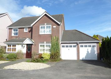 Thumbnail 4 bed detached house for sale in Bishops Close, Caerwent, Monmouthshire