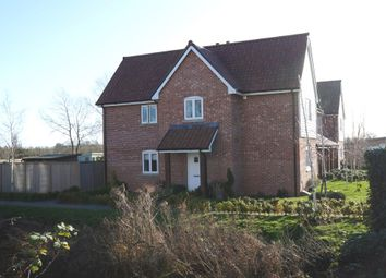 Thumbnail 3 bed end terrace house for sale in Waterside Drive, Ditchingham, Bungay