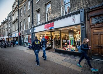 Thumbnail Retail premises to let in 36 Sidney Street, Cambridge, Cambridgeshire