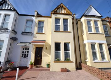 Thumbnail 3 bed terraced house for sale in Lichfield Grove, Finchley, London
