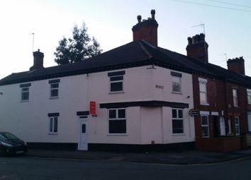 Thumbnail 4 bedroom flat to rent in Watson Street, Burton On Trent