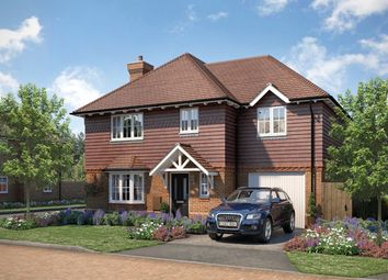 "Thumbnail 4 bed property for sale in ""The Elstree"" at Grigg Lane, Headcorn, Ashford"