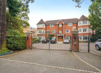 Thumbnail 2 bed flat for sale in Queens Road, Weybridge, Surrey