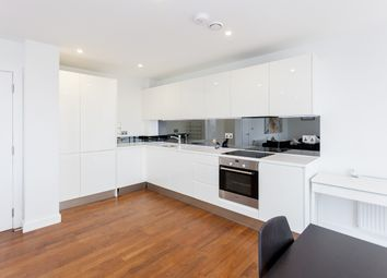 Thumbnail 2 bed flat to rent in 14 Wharf Street, London