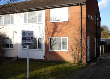 Thumbnail 2 bed flat to rent in Sansome Road, Shirley