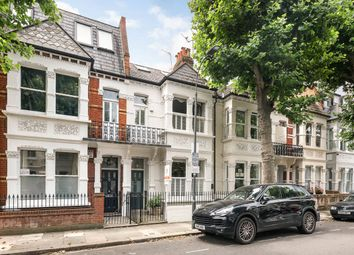 Thumbnail 5 bed terraced house for sale in Clonmel Road, Fulham, London