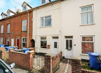 Thumbnail 2 bed terraced house for sale in Hampton Road, Ipswich