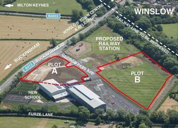 Thumbnail Warehouse to let in Winslow Business Park, Buckingham Road, Winslow