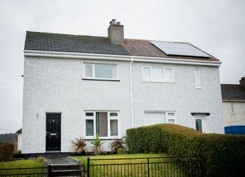 Thumbnail 1 bed semi-detached house for sale in Renshaw Road, Elderslie