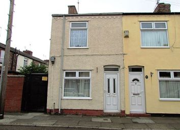 Thumbnail 2 bedroom end terrace house to rent in Rowsley Grove, Aintree, Liverpool