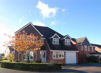 Thumbnail 4 bed detached house to rent in Hugo Way, Loggerheads, Market Drayton