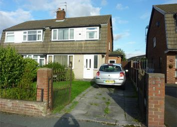 Thumbnail 4 bed semi-detached house for sale in Vaudrey Drive, Woolston, Warrington