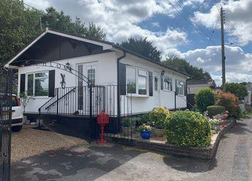 Thumbnail Mobile/park home for sale in Hilltop, Littleton, Winchester