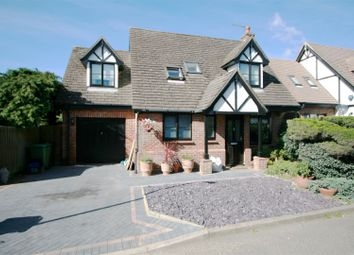 Thumbnail 4 bed detached house for sale in Turnberry Drive, Bricket Wood, St. Albans