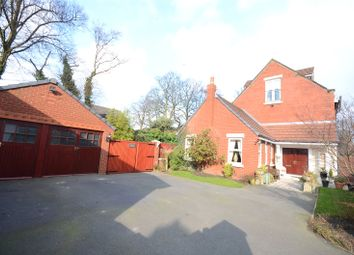 Thumbnail 5 bed detached house for sale in Canvey Close, Wavertree, Liverpool