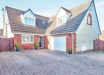 Thumbnail 4 bedroom detached house for sale in Merlin Drive, Moresby Parks, Whitehaven, Cumbria