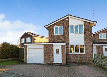 Thumbnail 3 bed link-detached house for sale in Cranberry Lane, Alsager, Stoke-On-Trent