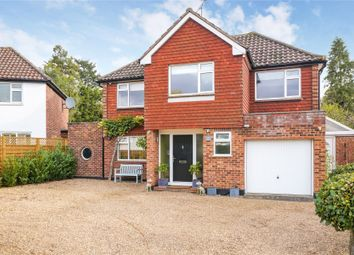 Thumbnail 3 bedroom detached house for sale in French Gardens, Cobham, Surrey