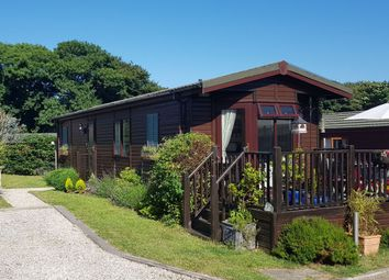 Thumbnail 2 bed mobile/park home for sale in Rosewater Park, Treroosel Road, St Teath, Nr Port Isaac