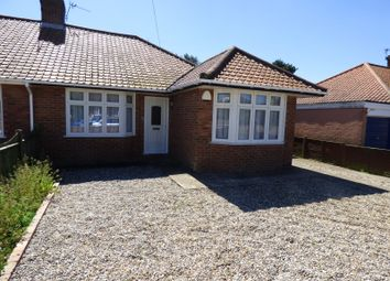 Thumbnail 3 bedroom bungalow to rent in Gorse Road, Thorpe St. Andrew, Norwich