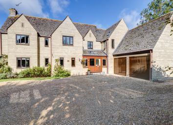 Thumbnail 4 bed detached house for sale in Giles Avenue, Cricklade, Swindon