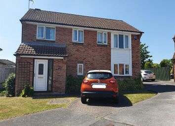Thumbnail 4 bed detached house for sale in Lechlade Close, West Hallam, Ilkeston