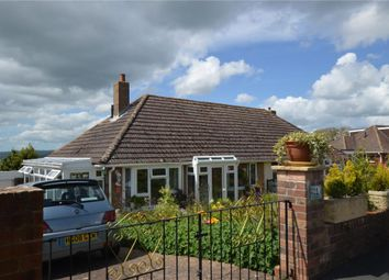 Thumbnail 2 bed semi-detached bungalow for sale in April Close, Exmouth, Devon