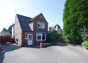 Thumbnail 4 bed detached house for sale in Storforth Lane, Hasland, Chesterfield