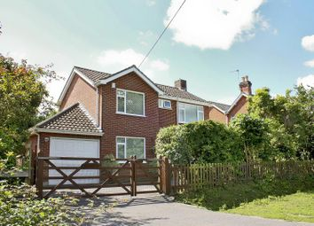 Thumbnail 4 bed detached house to rent in Burley, Hampshire